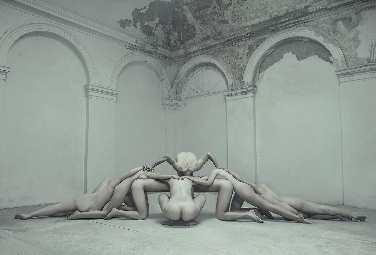 ©Evelyn Bencicova - Ecce Homo. Fotografía | Photography