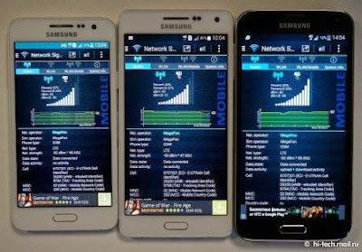 Samsung Galaxy A3 dan Galaxy A5 memiliki masalah sinyal