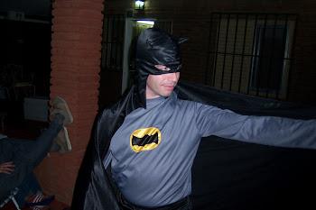 Superheroes Rokeros: Batman