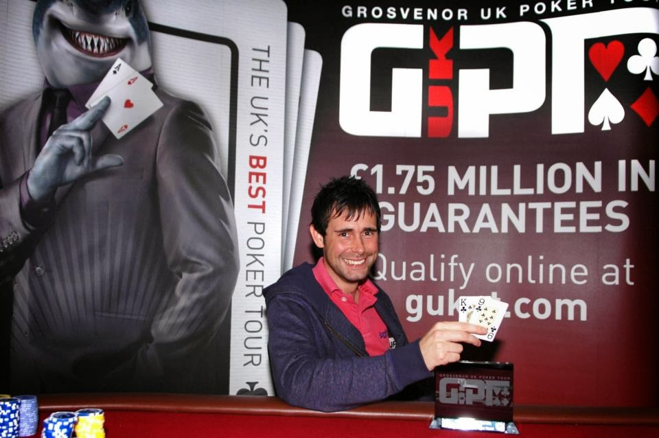 GUKPT Stockton Win