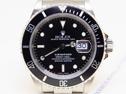 ROLEX SUBMARINER DATE - ROLEX 16610 - SERIE D YEAR 2006 - FULLSET BOX PAPERS - VERY MINT CONDITION