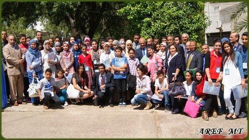 الدورة التكوينية الأولى للأطفال البرلمانيين لجهتي: مكناس تافيلالت و فاس بولمان