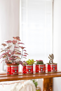 Upcycled tins at www.myparadissi.com