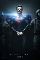 man of steel new official poster