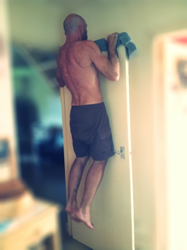 Door ... & Fitness 666: How to do pull ups without a pull up bar Pezcame.Com
