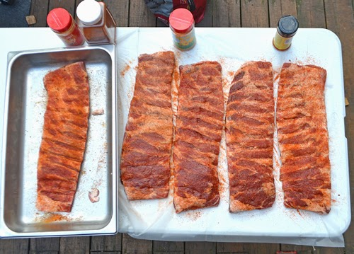 how to make competition bbq ribs