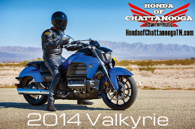 2014 Valkyrie Power Cruiser Sale Price Release Date Honda of Chattanooga TN Motorcycle Dealer