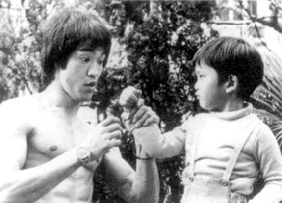 Bruce Lee Son And Daughter