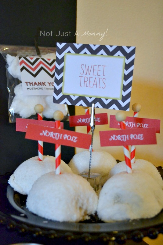 Mrs. Claus And Santa's Bash North Pole treats featured on Design Dazzle