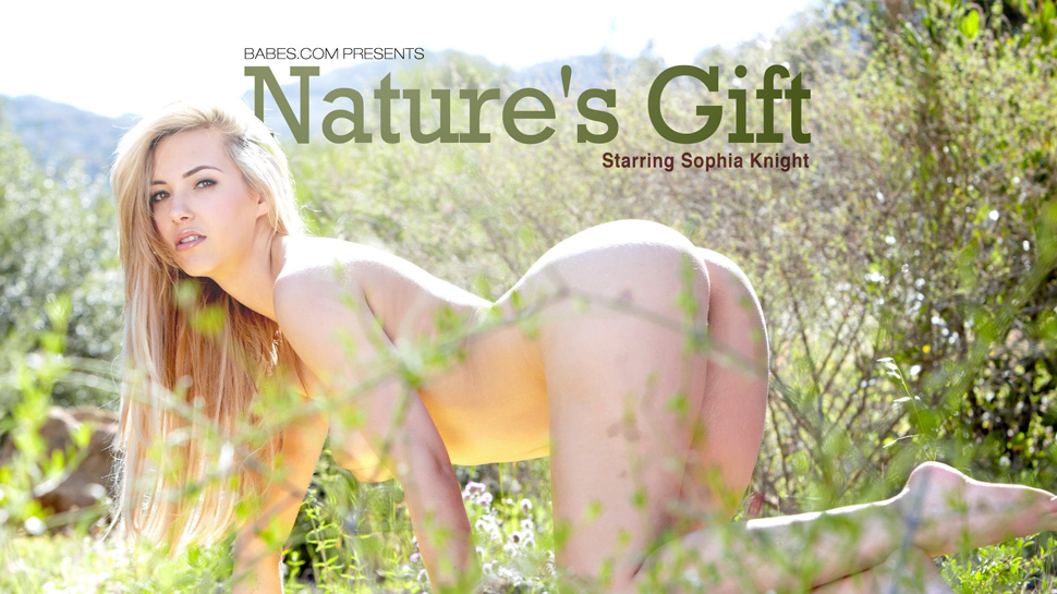 Babes18 Sophia Knight - Nature's Gift 07150