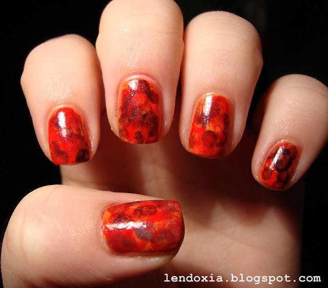 crno crveno narancasti nimbus