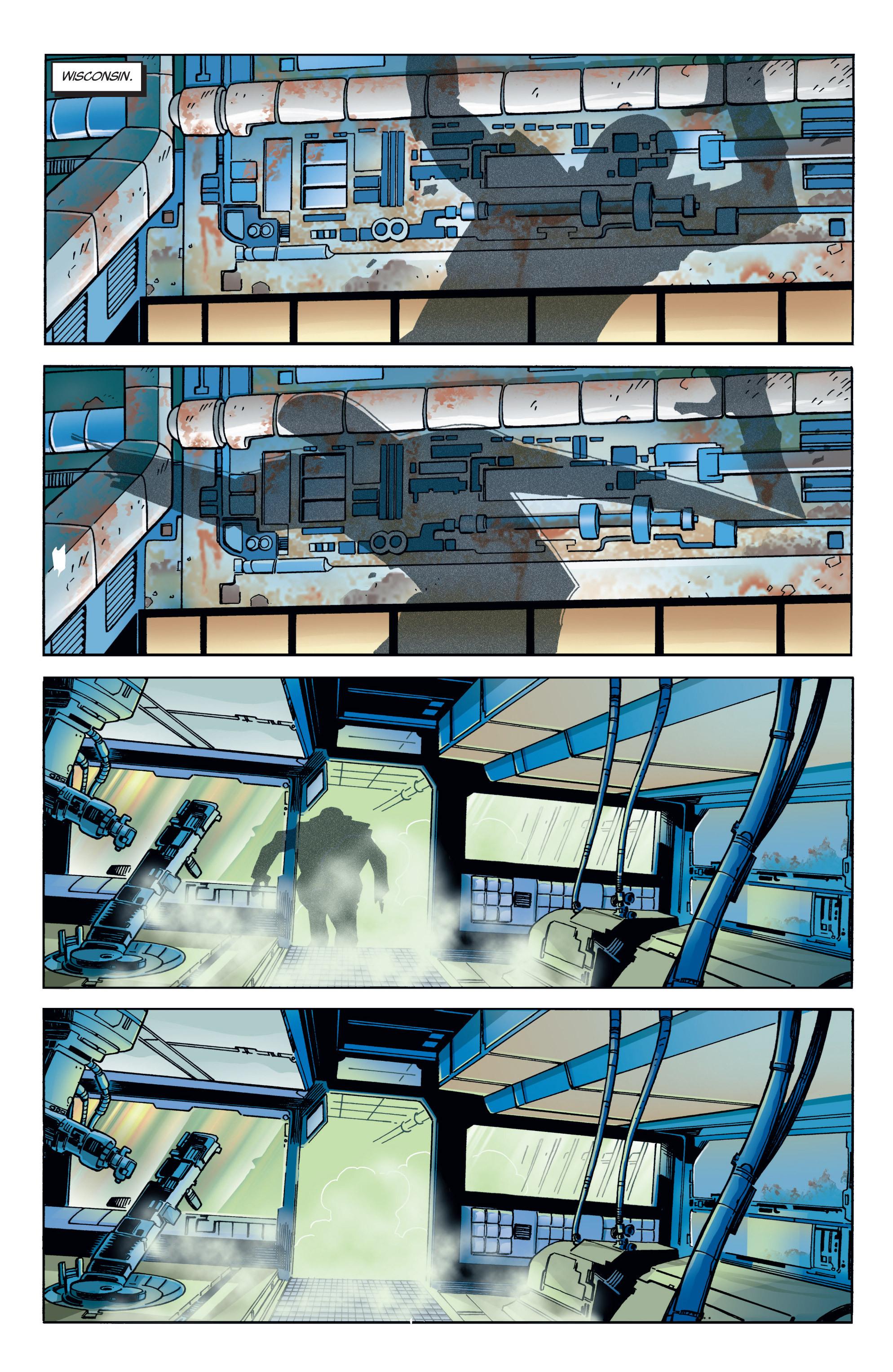 Captain America (1998) Issue #1 #4 - English 34