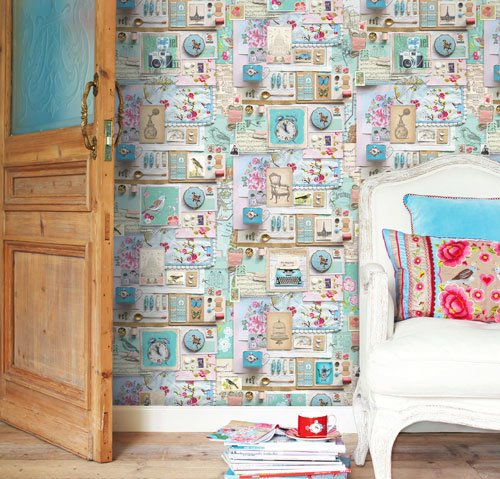 papier peint pip studio france. Black Bedroom Furniture Sets. Home Design Ideas