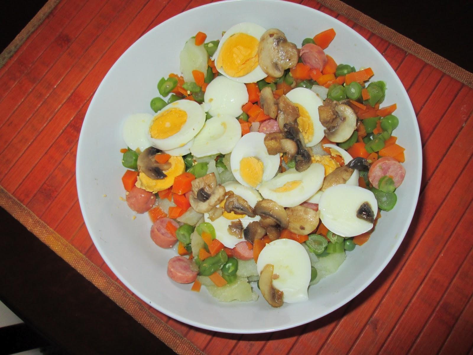 Cocina f cil para flojos comida r pida saludable papas y - Comida sana y facil para adelgazar ...