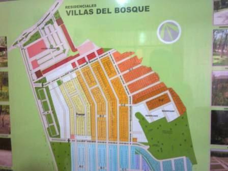 Plano Lotes Prados del Rio