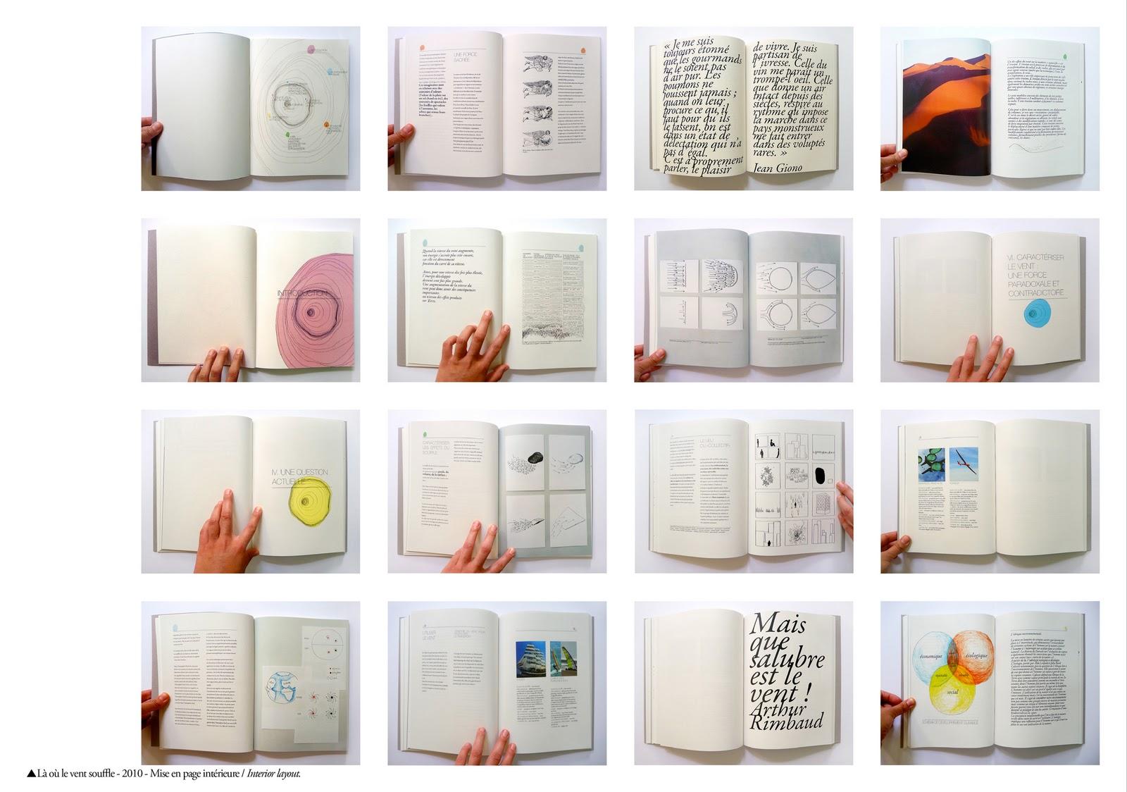 Bien connu Théorie sur la mise en page et les notions de graphisme | M.m HR04