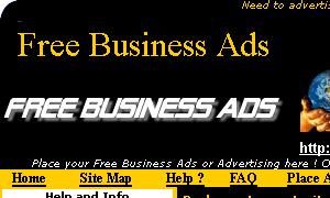 Free Business Ads