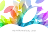Apple Oct 22nd event -what we are waiting for.