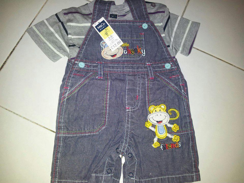 Baju Kanak Kanak Harga Borong Mamahousewifeshop Baju Dan