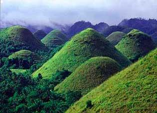 Fotos desnudas de las colinas