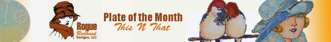 Plate of the Month