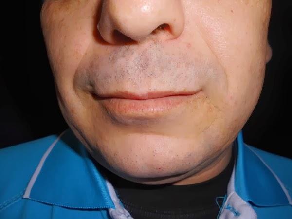 afeitado y apurado