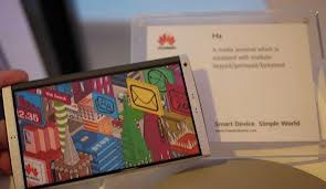 Huawei Ascend Mate, Jelly Bean Android Smartphone with Quad-Core and 6.1-inch screen as the Galaxy Note II Competitor