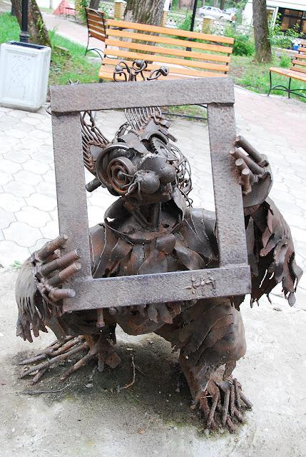 арт-скульптура