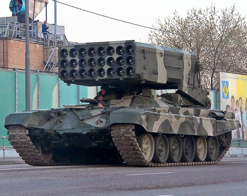 TOS-1A Solntsepek