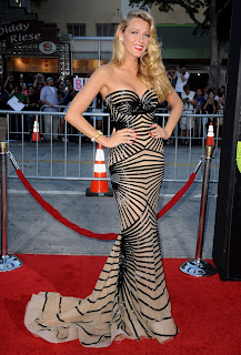 Blake Lively at Savages LA  Premiere