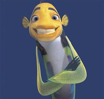 Will Smith Shark Tale animatedfilmreviews.filminspector.com