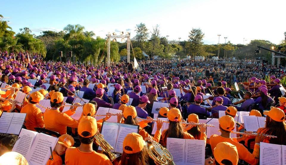 Orquesta del Iguazú en Concierto 2014