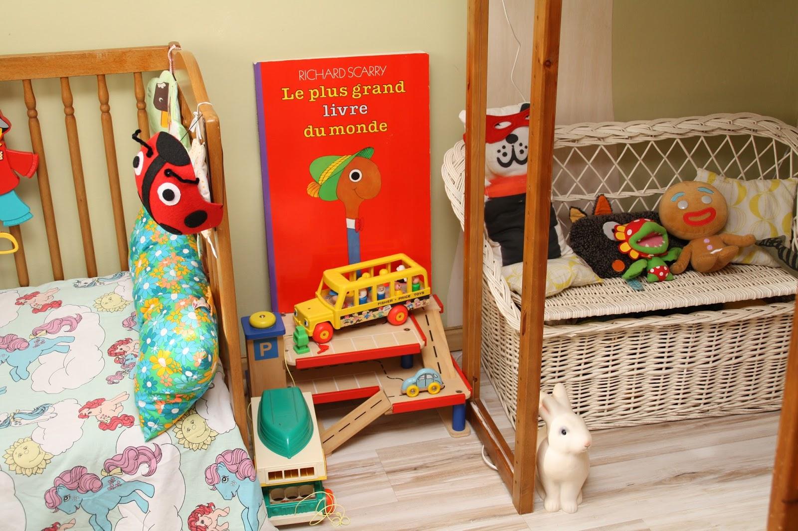 Une chambre mixte pour enfants 1 - Chambre d enfant mixte ...