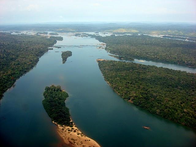 Xingu River Amazônia News: Te...