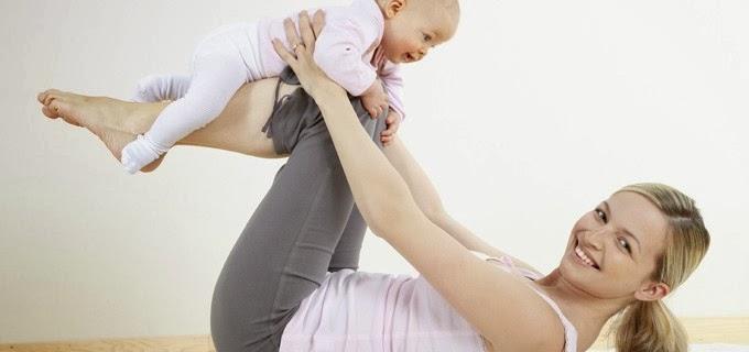 3 façons de faire de l'exercice en jouant avec Bébé sans s'en apercevoir