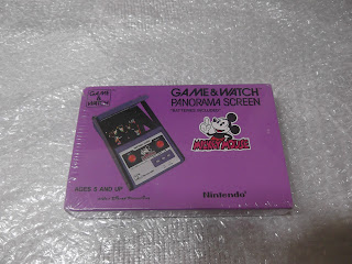 G&W mickey Mouse Factory Sealed