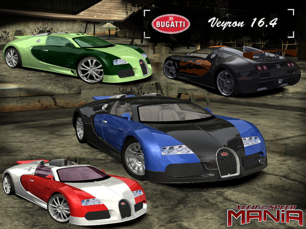 todo para tu pc mod para need for speed most wanted. Black Bedroom Furniture Sets. Home Design Ideas