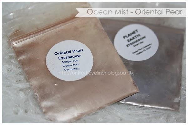 ocean mist oriental pearl eyeshadow