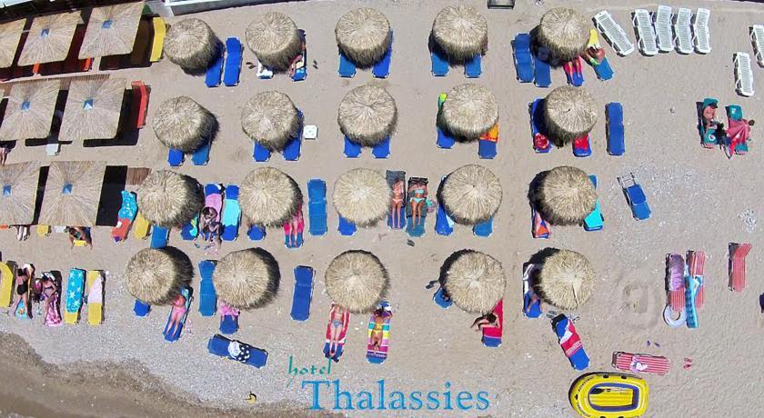 Va propun un sejur de vis Hotel Thalassies