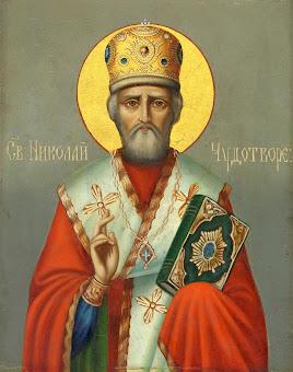 Ajutatorul nostru drag ,Sfantul Nicolae