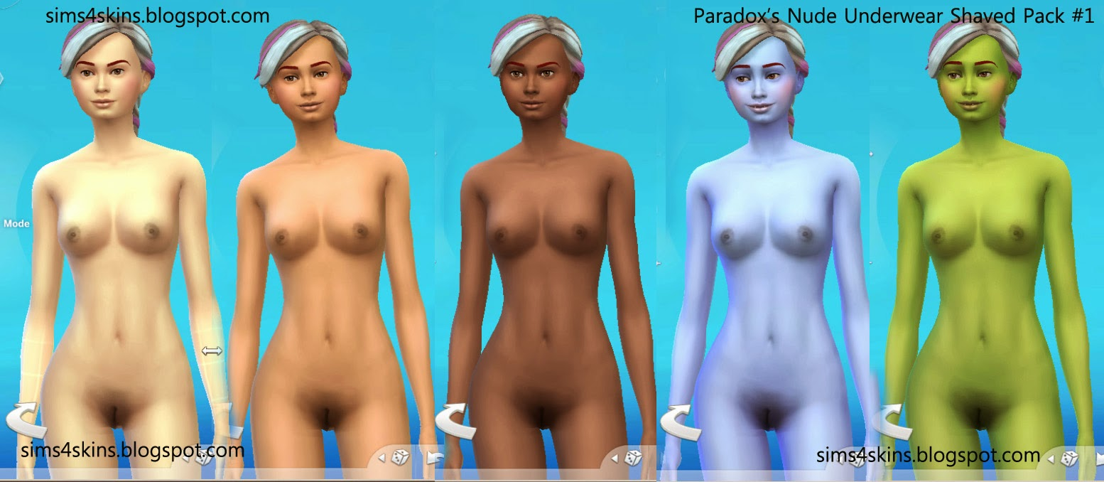 Sims 2 ultimate nude skins