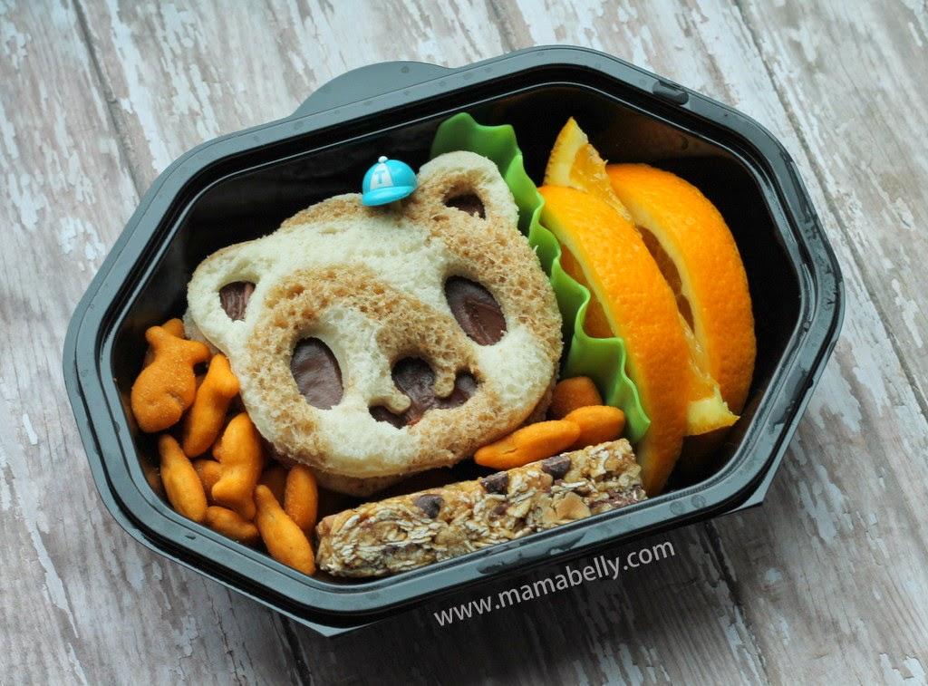 mamabelly 39 s lunches with love polar bear bento box lunch. Black Bedroom Furniture Sets. Home Design Ideas