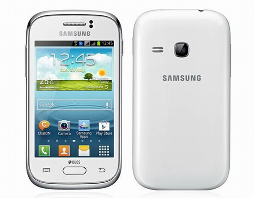 Harga handphone android Samsung Galaxy Young S6310
