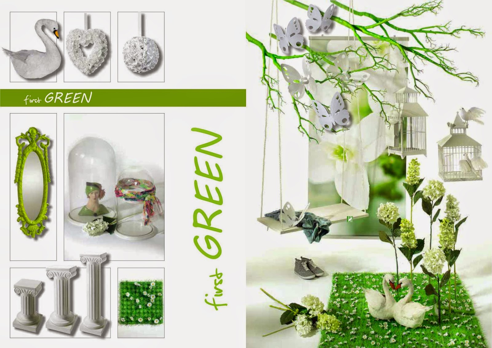 Creation vetrina by decorado vetrine - Idee per vetrine primaverili ...