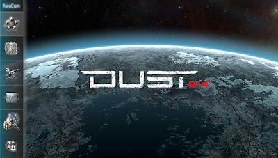 Dust 514 PS Vita App