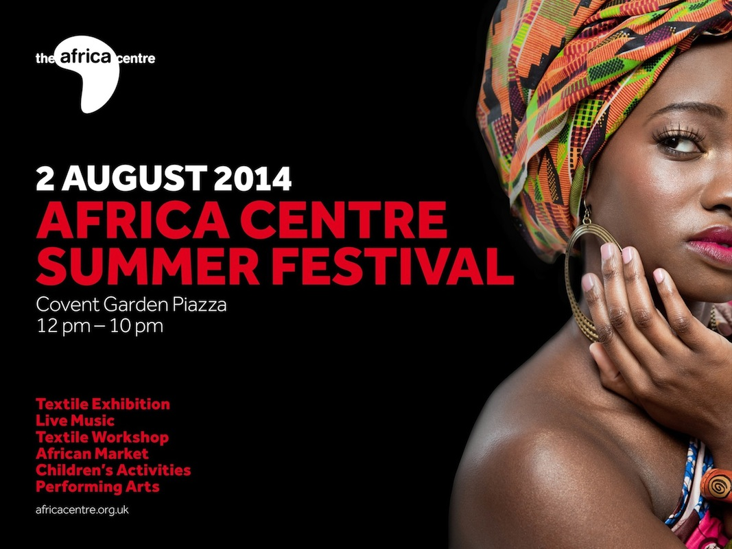 The Africa Centre Annual Summer Festival