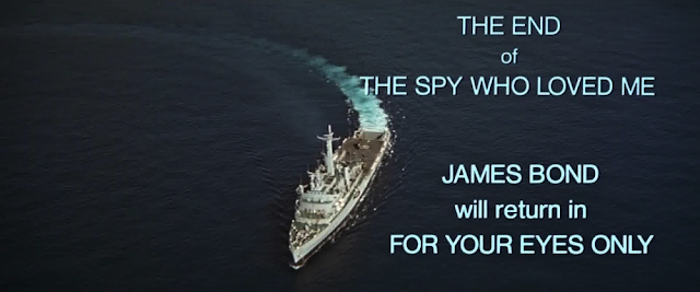James Bond, 007, Roger Moore, The Spy Who Loved Me, Moonraker, For Your Eyes Only