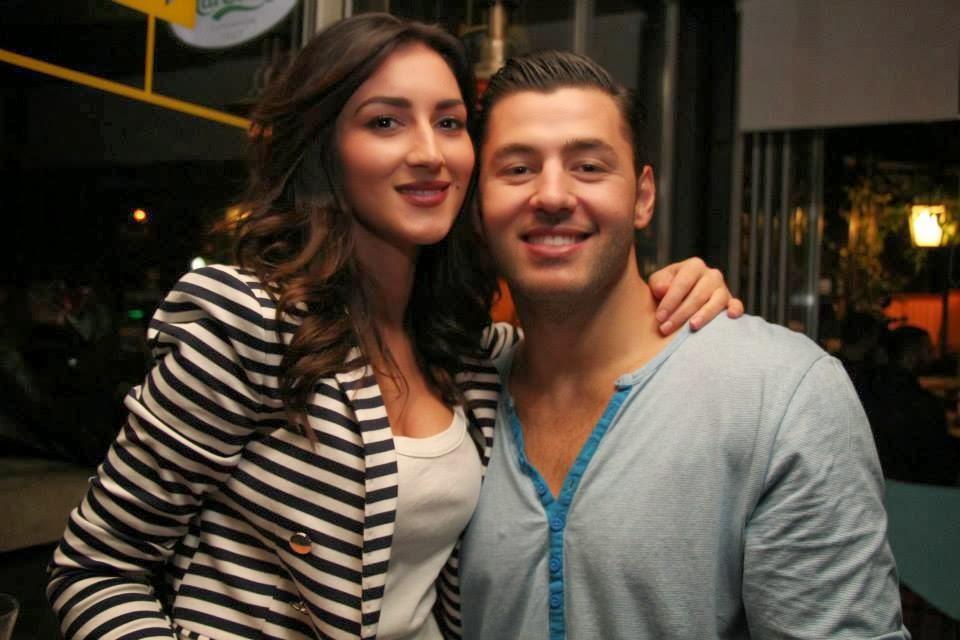 Ermal Merdani dhe Eriselda