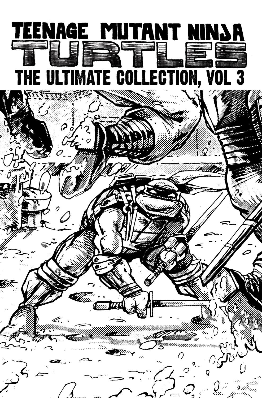 Teenage Mutant Ninja Turtles: Ultimate Collection, Vol. 3