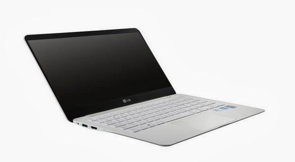 Inilah Notebook Baru LG CES 2014 dengan Berat 1 Kilogram
